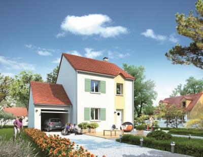 Maison + Terrain 6 pièces Tremblay-en-France (93290)