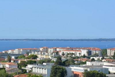 2 pièces vue mer panoramique