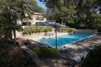 Luberon -Villa T4 avec piscine