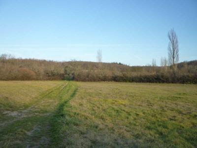 Terrain agricole Bourlens