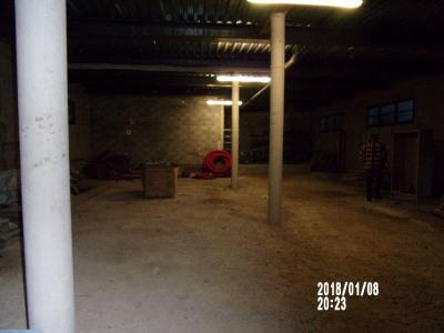 Hangar 250 m² sur la commune de Lambesc