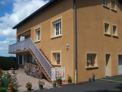 Magnifique villa famililale