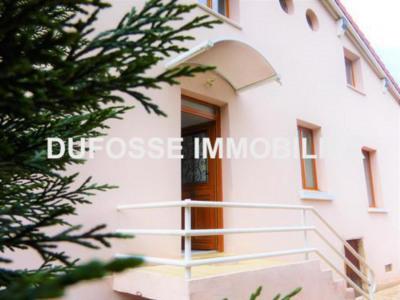 Oullins maison 4 chb / terrain 460 m²