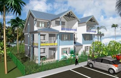 Programme neuf - résidence maracuja~~livraison prévue au 2ème