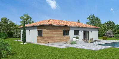 Terrain constructible de 927 m² avec vue