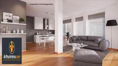 Appartement à ammenager