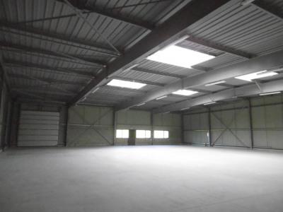 Location Local d'activités / Entrepôt La Mézière