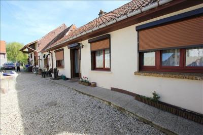 Fermette raimbeaucourt - 6 pièce (s) - 97 m²