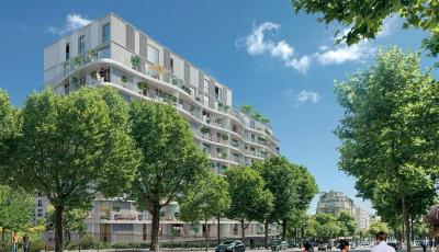 Vente neuf programme Paris 16ème (75016)