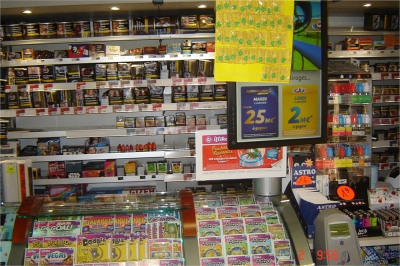 Fonds de commerce Tabac - Presse - Loto Pau