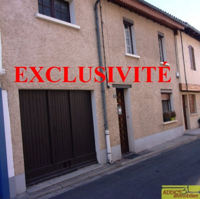 Exclusivité addict immobilier 31 briatexte maison de village a