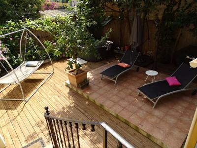 4 pièces 125m² rénové avec jardin garage pas de charges