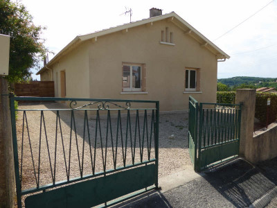 Maison plain pied Puy l Eveque