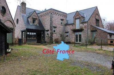 Продажa - Вилла 12 комнаты - 304 m2 - Signy le Petit - Img_4699 - Photo