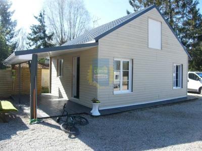 Châlet à Tortequesne - 55 000 euros, 3 chambres, terrain