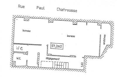 Bureaux duplex