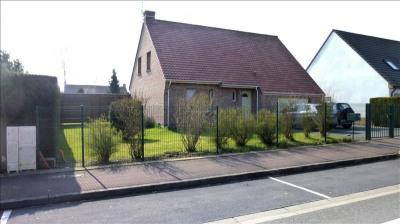 (detached) house