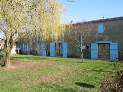 Vente maison / villa Thezac (17600)