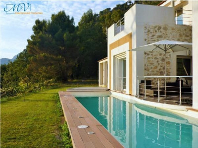 Magnifique VILLA d'Architecte 6 chambres 500m² - GILETTE - divi