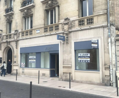 Location Boutique Vincennes