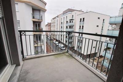 T4 villeurbanne Montchat résidence récente
