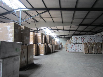 Vente Local d'activités / Entrepôt Berteaucourt-les-Dames