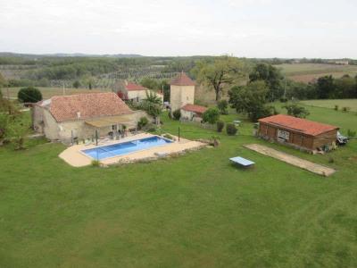 Belle propriété Lacapelle Cabanac