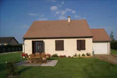 Pavillon chatillon sur loire - 3 pièces - 70 m²