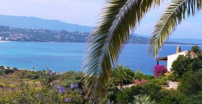 Villa 6 pièces superbe vue mer Porticcio-Agosta Plage