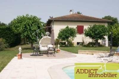 Vente maison / villa Secteur montberon 330750€ - Photo 1