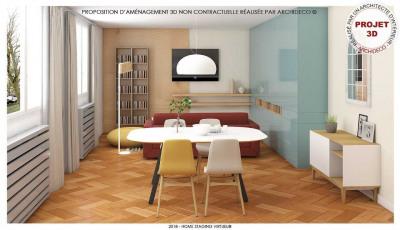 Appartement Ermont 4 pièce (s) 65 m²