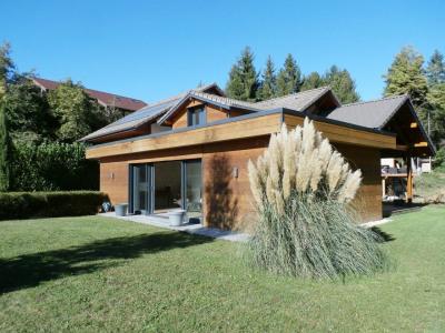 V536. Choisy, maison contemporaine proche axe Genève