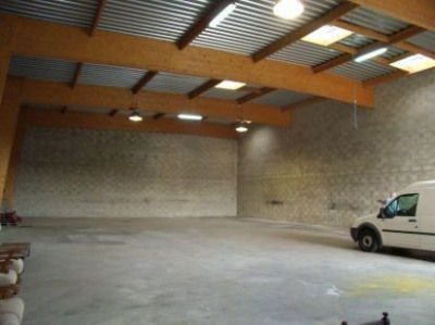 Location Local d'activités / Entrepôt Jouy-le-Moutier