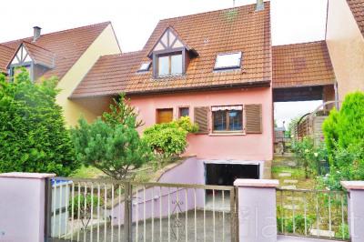 Vente maison / villa Souffelweyersheim