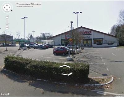 Location Boutique Vézeronce-Curtin