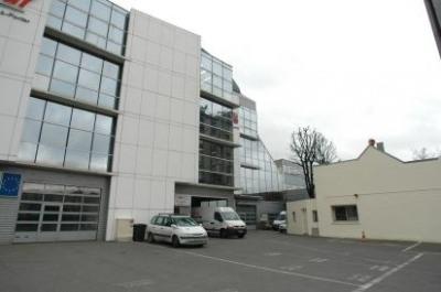 Location Local d'activités / Entrepôt La Plaine Saint Denis 0