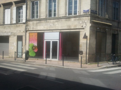Location Boutique Bordeaux