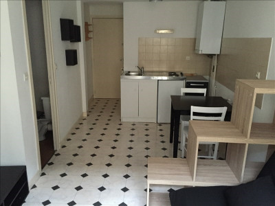 Appartement auxerre - 1 pièce (s) - 17 m²