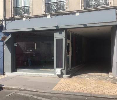 Location Boutique Orléans