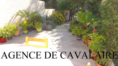 Mas T2/ T 3 à Cavalaire avec jardin & Parking