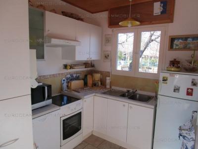 Vermietung von ferienwohnung haus Lacanau 788€ - Fotografie 3
