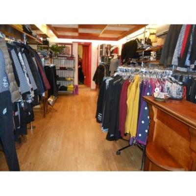Fonds de commerce Prêt-à-porter-Textile Limoges