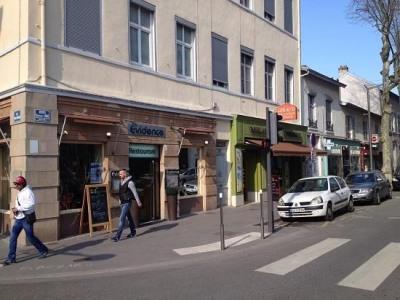Location Boutique Lyon 3ème 0
