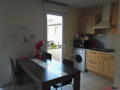 Appartement 2 pièces Bourgoin centre