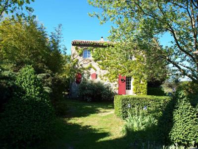 Villa provençale en campagne type 6 de 145 m² sur 6700 m² de terrain