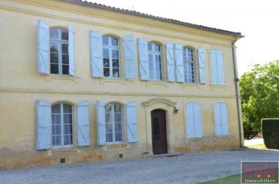 Vente de prestige château Toulouse Est 30 Mn (31500)