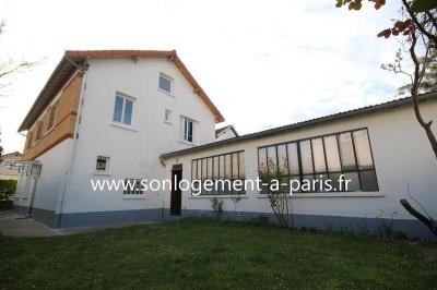 Maison avec Jardin - Métro Maisons-Alfort - Stade