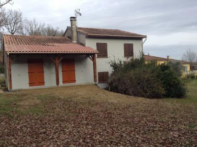 Maison 4 pièces Saint-Lys- Parcelle de 2600m²
