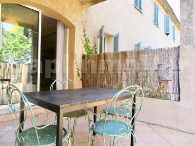 Appartement type 3 avec terrasse, au 1er étage