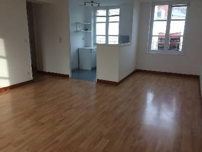 Rental apartment Lisieux 600€ CC - Picture 2